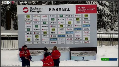 Altenberg 13-01-2021 - ibsf coppa europa di skeleton maschile