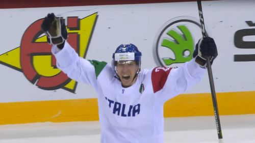 L'Italia batte l'Austria agli shoot-out e rimane nell'Elite dell'hockey mondiale!