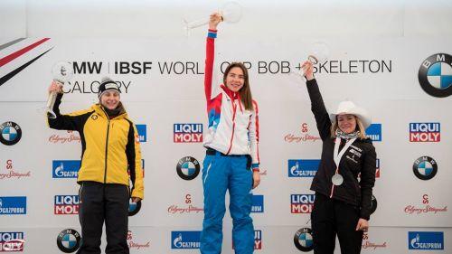 Rahneva e Hermann vincono a Calgary, Nikitina prima russa a vincere la Coppa del Mondo