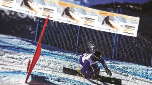 Confermata la tappa di Coppa del Mondo di snowboard di Piancavallo che omaggerà il Giro d'Italia con un inedito percorso rosa