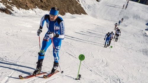 Holznecht è bronzo nella Vertical race di Verbier! Grandi soddisfazioni per i colori azzurri nelle categorie giovanili