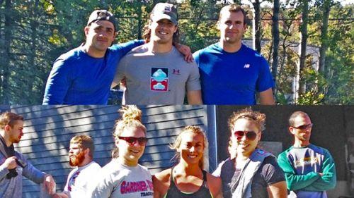 Kristen Hurley e Jake Miter sono i nuovi campioni americani di spinta