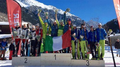 L'Italia si aggiudica le staffette giovani e senior ai Mondiali di Verbier e primeggia nel medagliere iridato!