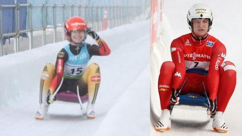 Theo Gruber e Jessica Tiebel tornano a vincere a Koenigssee. Debutta la figlia di Armin Zoeggeler