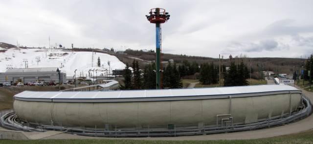 Calgary ospita la quarta tappa della Coppa del Mondo di slittino. Presentazione e precedenti della pista americana