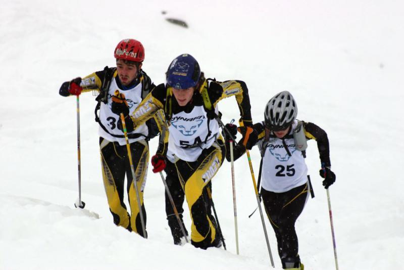 A metà dicembre scatta l'edizione 2015 del Ski Mountaineering Youth Camp