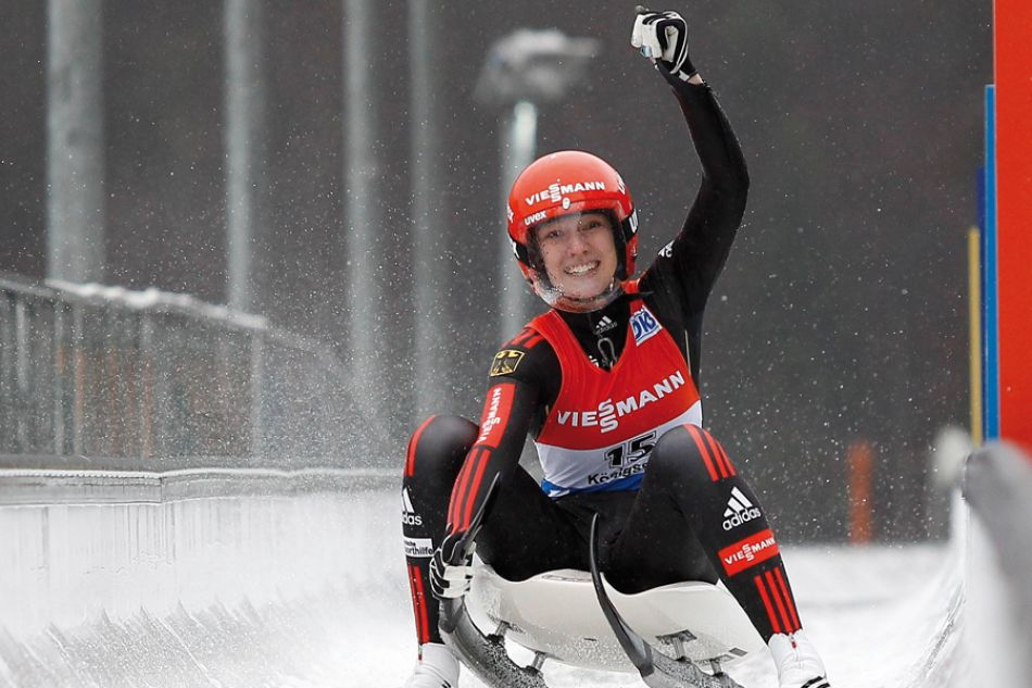 La Corea punta ad Aileen Frisch per le Olimpiadi di PyeongChang 2018