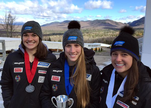 Hamlin, Mazdzer e Mortensen-Terdiman vincono i campionati nazionali americani