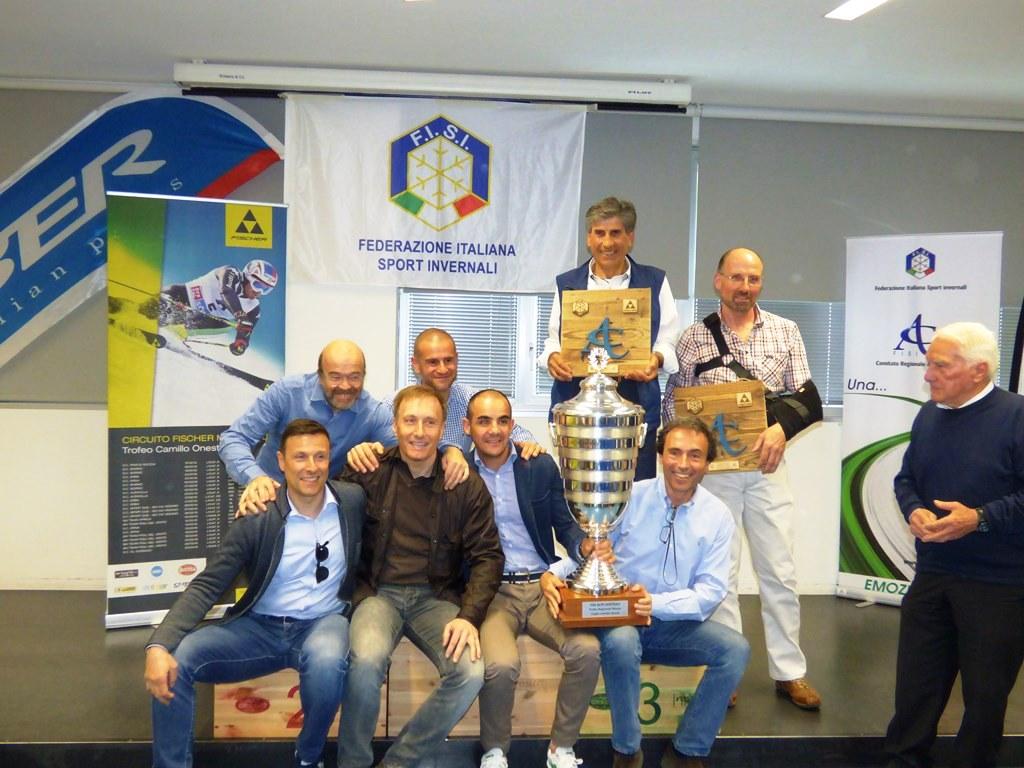 Alla scoperta del Circuito Regionale Fischer Master Cup Alpi Centrali
