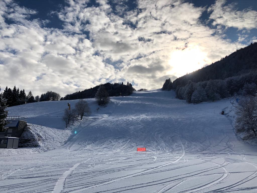 La FIS promuove a pieni voti la pista della Coppa del Mondo di snowboard di Piancavallo