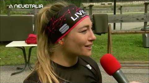Dorothea Wierer: 'I tanti appuntamenti mi han tolto un po' di allenamento, ma sono soddisfatta'