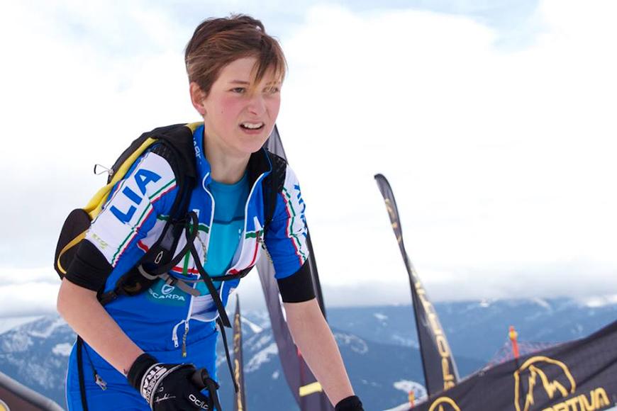 Giulia Compagnoni guida la doppietta azzurra nella categoria Junior dei Mondiali di Verbier