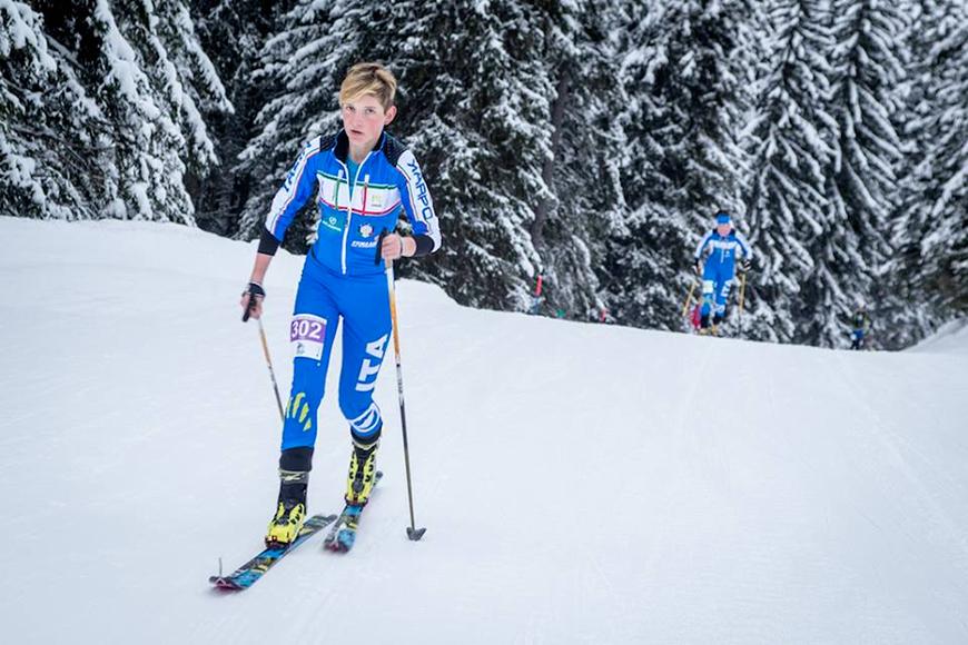 Giulia Compagnoni si aggiudica la sprint junior della Val Martello. Podi anche per Antonioli, Magnini e Nicolini