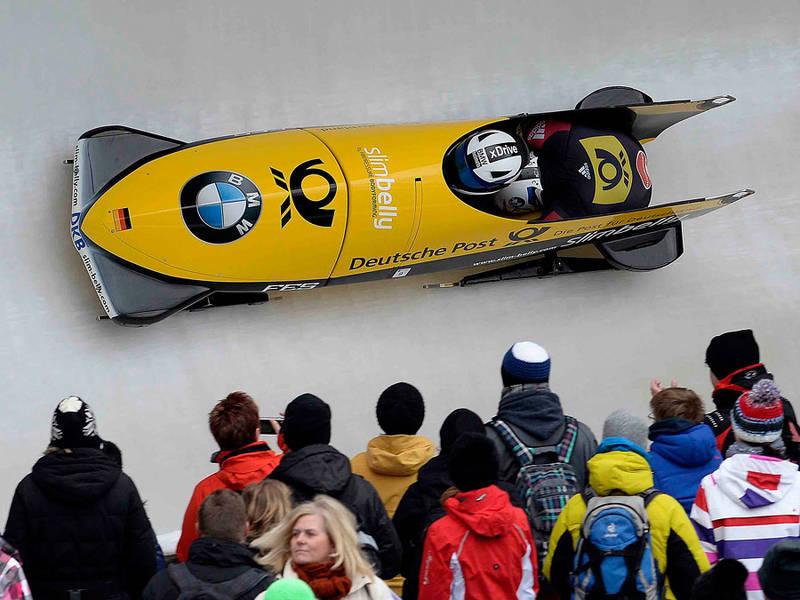 Lochner devastante anche a Koenigssee. Meyers-Taylor debutta nel bob a quattro con un equipaggio femminile