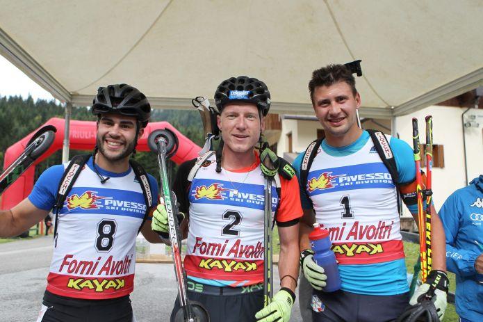Mass Start Biathlon Maschile