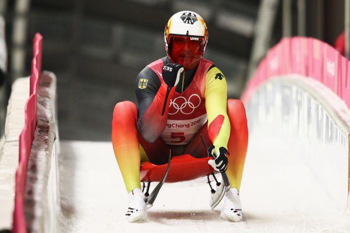Felix Loch centra il settimo titolo mondiale individuale a Winterberg e supera Zoeggeler