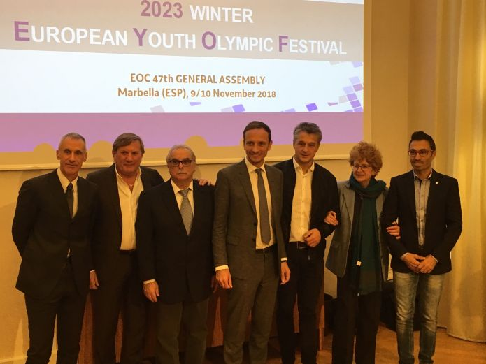 EYOF 2023: coinvolto l'intero Friuli Venezia-Giulia comprese Udine e Trieste