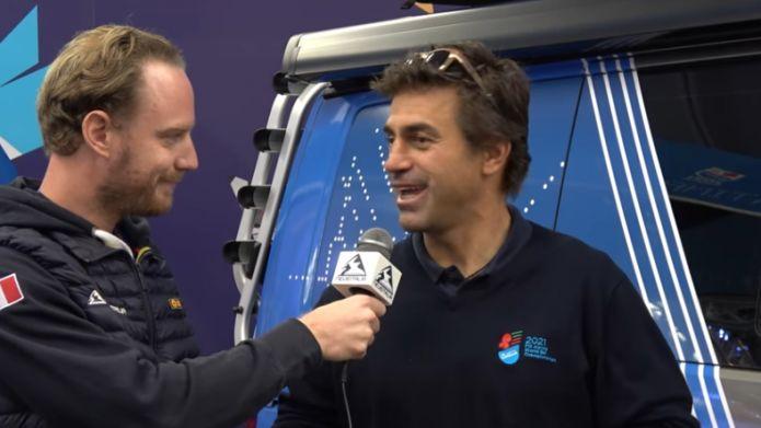 VIDEO - Kristian Ghedina: 'Sto pensando di tornare in gara per i Mondiali di Cortina'