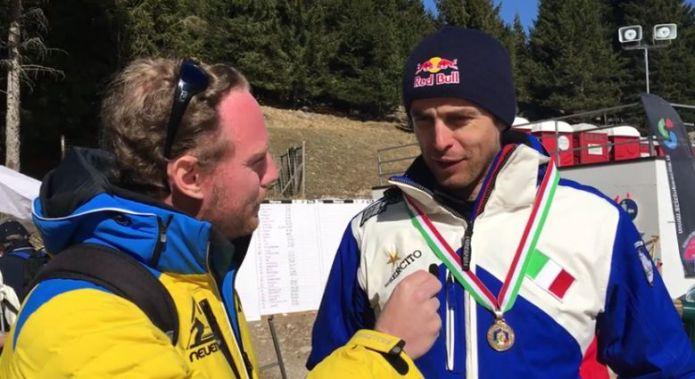 VIDEO - Fischnaller: 'Aver perso la Coppa così brucia, ma mi da grandi motivazioni per andare avanti'
