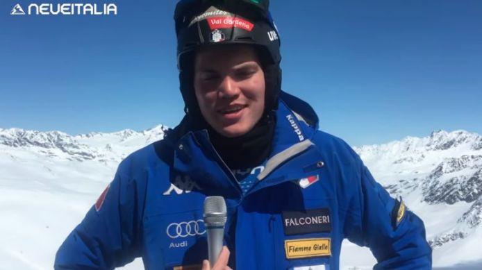 VIDEO - Alex Vinatzer: 'Il prossimo anno punto a trovare con continuità la top ten in slalom e a migliorare in gigante'