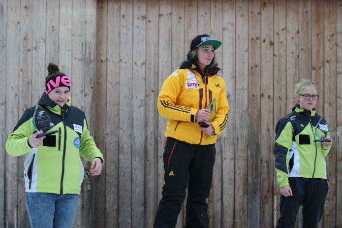 Fabian Achenrainer e Theresa Maurer si impongono ad Umhausen. Tre podi per l'Italia