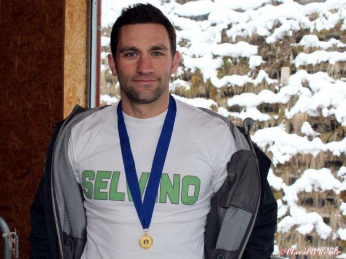 Joseph Cecchini è il nuovo campione italiano di skeleton