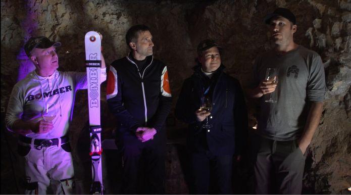 Alla scoperta di Bomber Ski con Robert Siegel