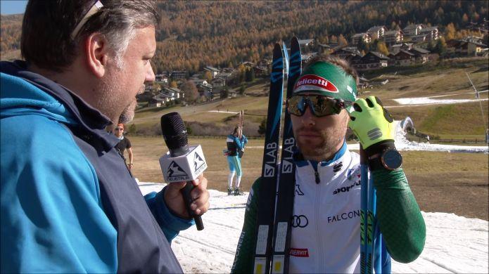 VIDEO - Alessandro Pittin: 'Sogno di chiudere la carriera alle Olimpiadi italiane del 2026'