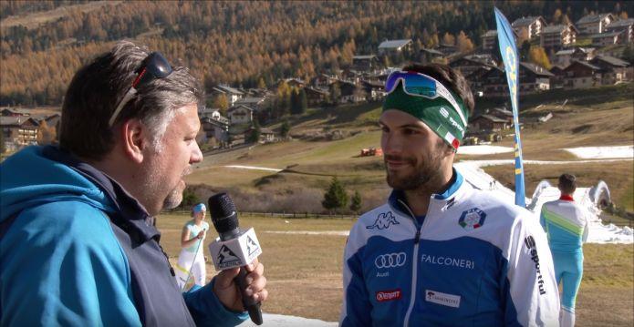 VIDEO - Raffaele Buzzi: 'L'obiettivo principale della stagione sarà centrare la top20'