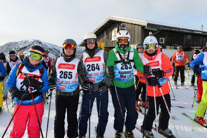 VIDEO - Neveitalia partecipa alla Schlag das ASS 2016, la gara di sci più lunga del mondo