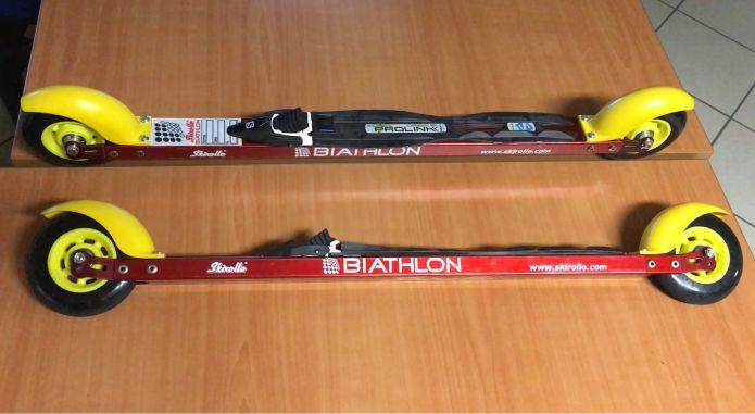 TEST SKIROLL - Skirollo Biathlon e Marathon Cup