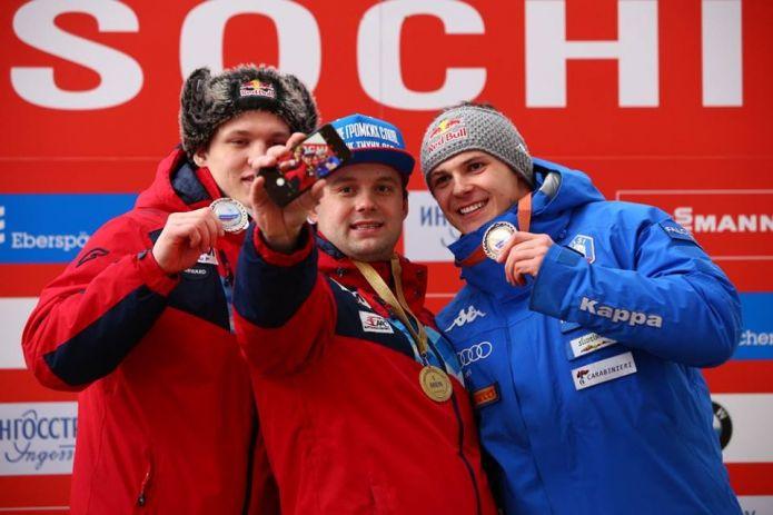 Fischnaller sul podio a Sochi nell'ultima prova della stagione, Pavlichenko si aggiudica la Coppa del Mondo