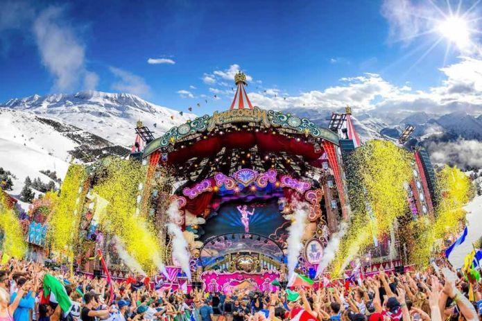 All'Alpe d'Huez la prima edizione invernale del Tomorrowland
