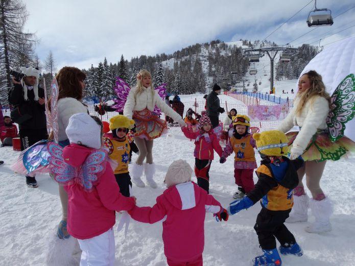 Winx Magic Ski, un Carnevale 'magico' per le montagne del Friuli Venezia-Giulia