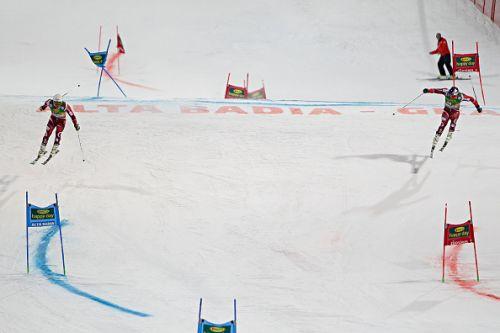 Hirscher vs Missilier apre il tabellone del gigante parallelo della Val Badia, cinque azzurri al via