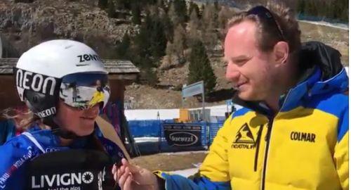 VIDEO - Michela Moioli: 'La mia nuova sfida si chiama snowboard parallelo'