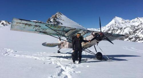 Tragedia aerea in Valle d'Aosta, muore l'ex campione del mondo di slittino Corrado Herin