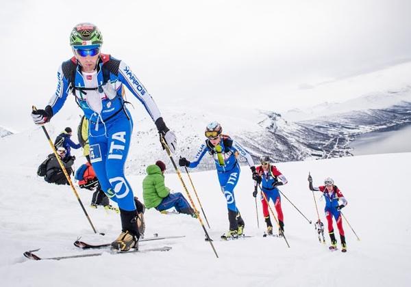 Lenzi guida la doppietta azzurra nella gara individuale della Mondolè Ski Alp
