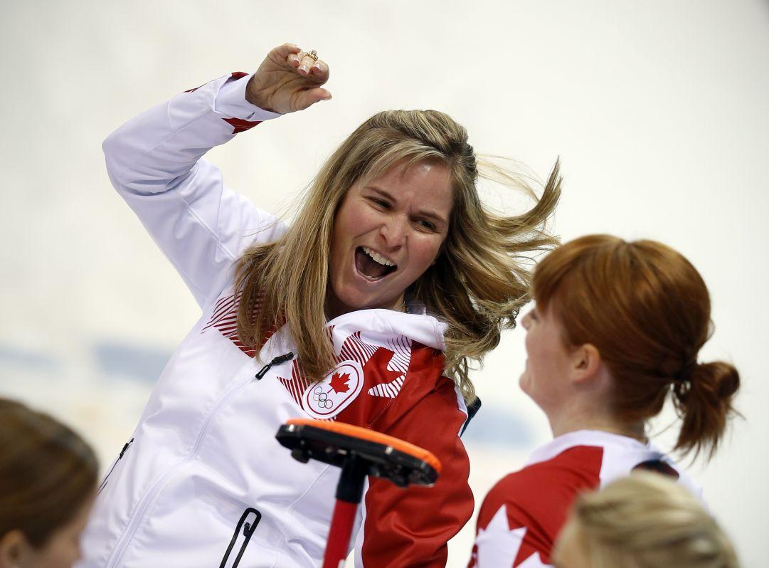 Canada-Svezia è la finale femminile di curling
