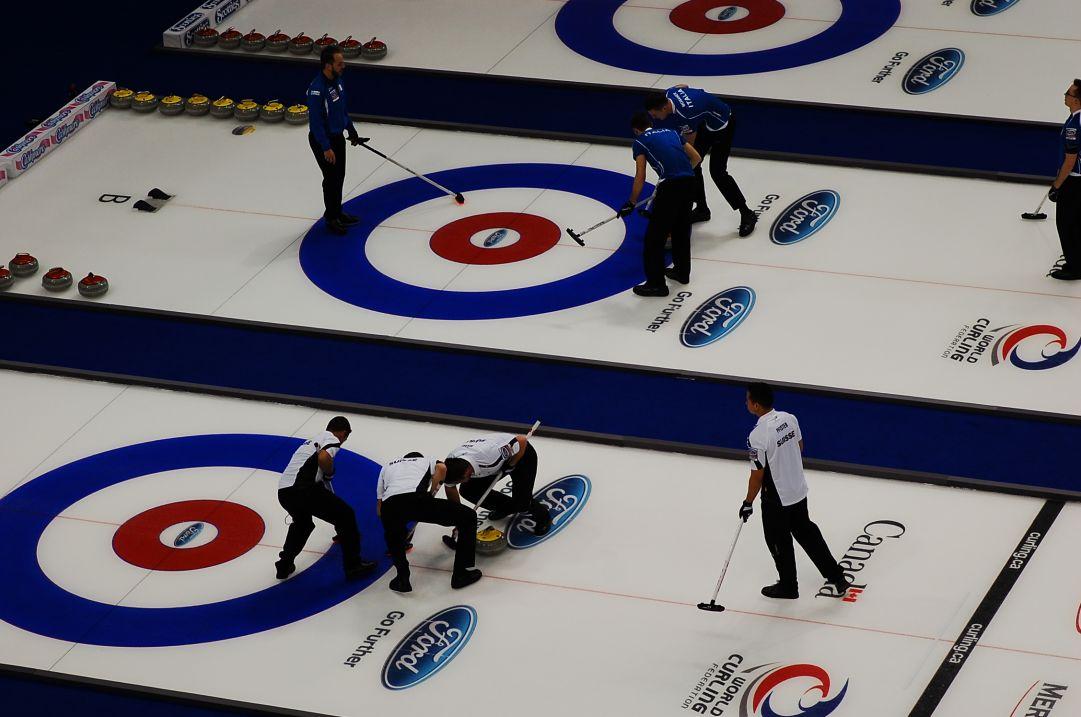 Prima sconfitta del Canada e quinta di fila per l'Italia sul ghiaccio di Halifax