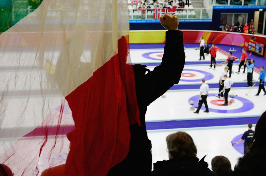 Il Trentino Curling di Cembra riporta in serie A l'Italia
