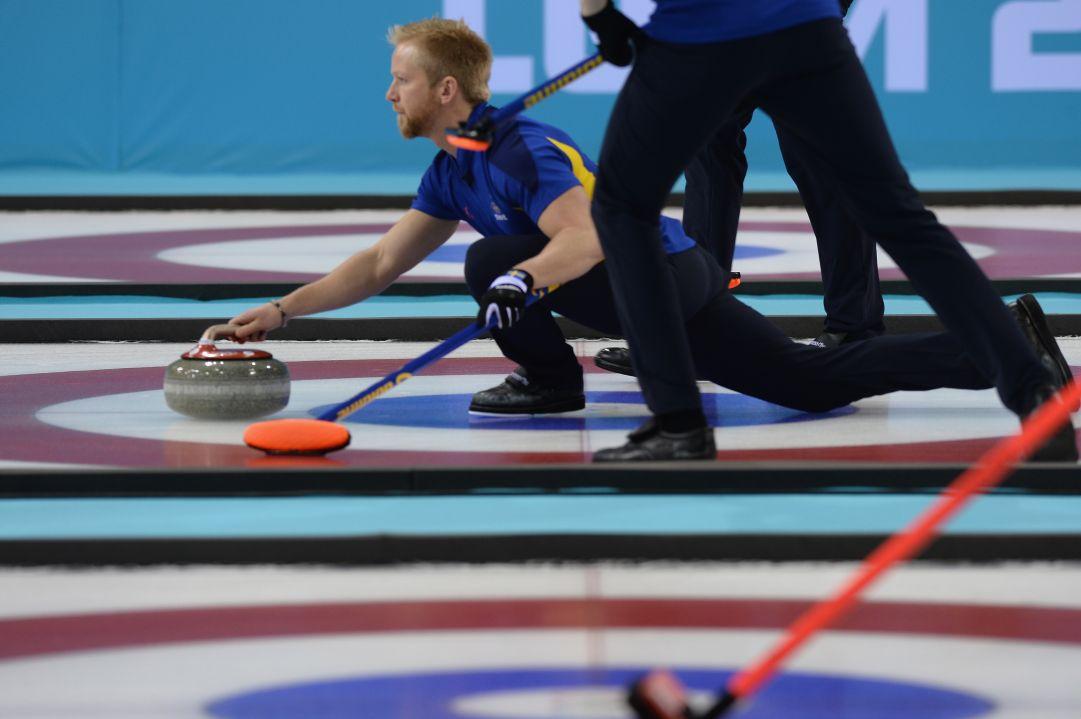 La Svezia di Niklas Edin si qualifica per le semifinali