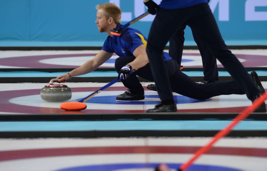 Doppio ko di Niklas Edin a Svizzera e Gran Bretagna