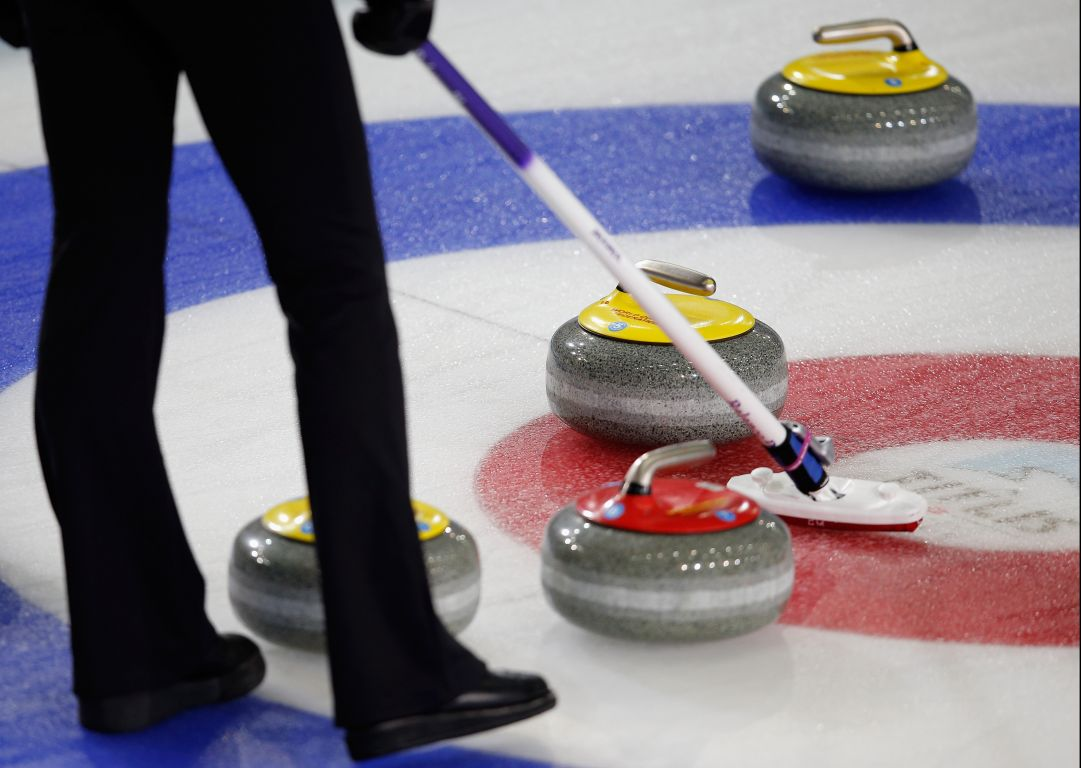 Primo successo dell'Italia femminile agli Europei di curling