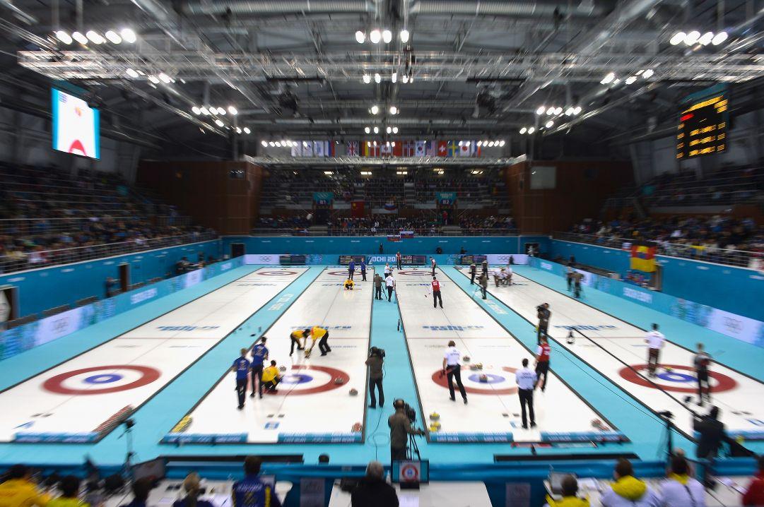 Rui Liu sfida il Canada nella semifinale maschile