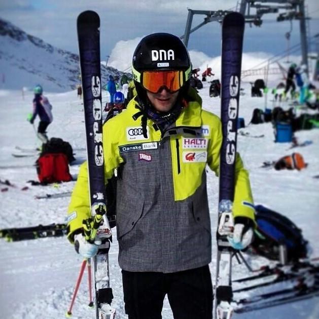 Con Eemeli Pirinen debuttano in Coppa del mondo a Sölden i nuovi Croc Ski