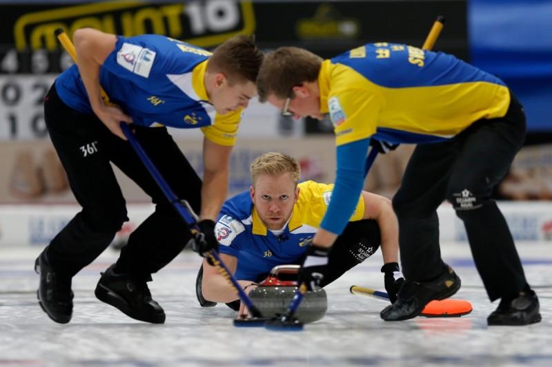 La Svezia di Edin imbattuta nel girone prepara il playoff con l'Italia
