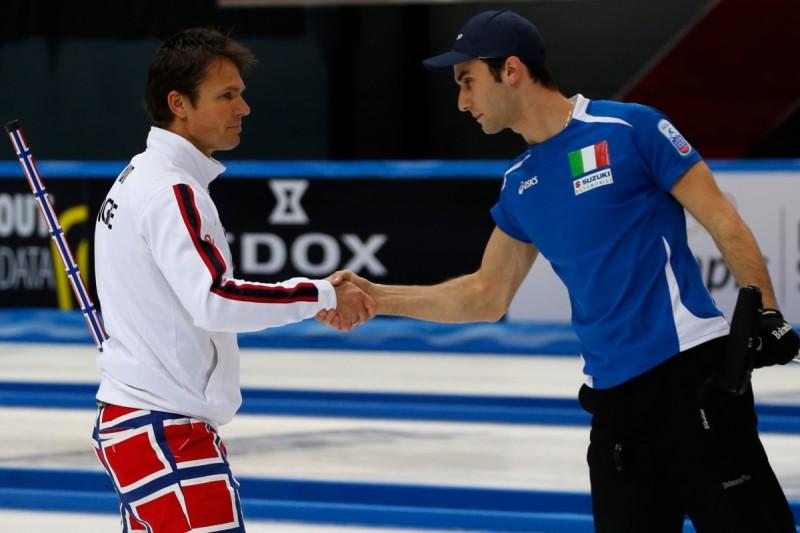 Sconfitta con onore dell'Italia nella semifinale con la Norvegia di Ulsrud