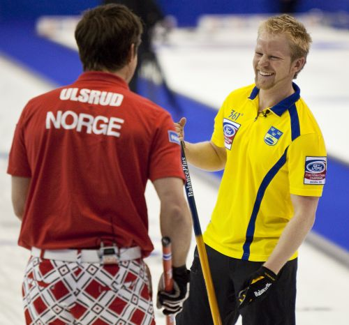 Clamorosa esclusione di Norvegia e Svezia dai playoff dei Mondiali di curling di Basilea