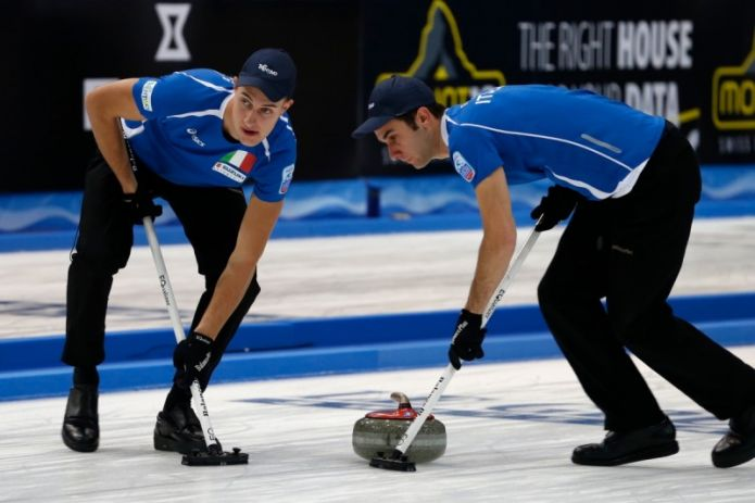 L'Italia di Joel Retornaz sale al secondo posto agli Europei di Champery